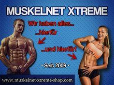 Muskelnet Xtreme Shop hat die besten Supplements für Bodybuilder und Fitchicks! Die Nr. 1 seit 2009! #Bodybuilder #Bodybuilding #Supplements #Fitchicks #Muskelaufbau #Fitness