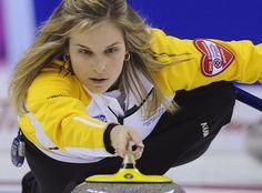 Curling Jones getting closer to returning; USA Curling raids Canada to hire Hackner Curling Canada, Jennifer Jones, Cute Posts, Curlers, Female Athletes, Winter Sports, Calgary, Cool Pictures, Windbreaker