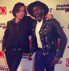 The Libertines at the Xperia Access Q Awards