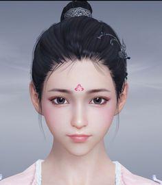 cff0fe72aa948f903680e6e083bae5e44fb4a975cb23-1kO50S (816×937) 3d Model Character, Character Art, Character Design, Face Anatomy, 3d Modelle, L5r, Modelos 3d, 3d Studio, 3d Face