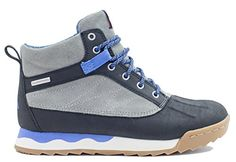 Forsake Duck  Womens Waterproof Leather Performance Sneakerboot 9 BlackStone ** Want additional info? Click on the image.(This is an Amazon affiliate link and I receive a commission for the sales)