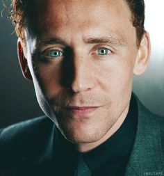 This Tom Hiddleston obsession for me is going to far