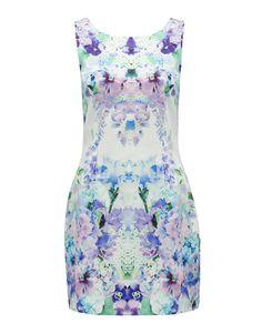FOREVER NEW   Brynn Mirror Print Dress - Women - Style36  #style36 #xmasshopping #wishlist