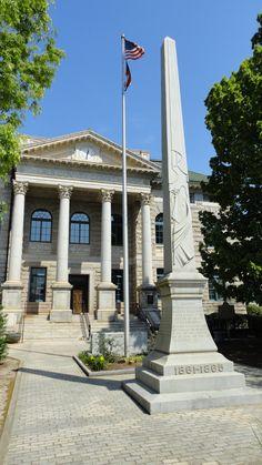Dekalb County (GA) courthouse