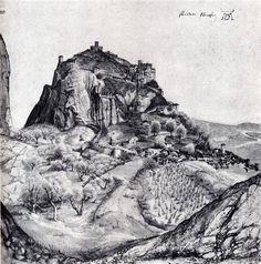 La ciudadela de Arco en el Tyrol del Sur
