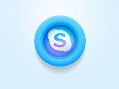 Skype - by Zhen You |#ui
