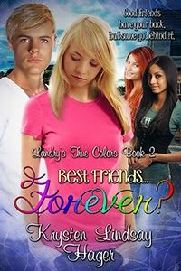 Are BFF's really forever? Fellow Author, Krysten Lindsay Hager and her character, Landry, are down here on the Bayou to tell us all about ...