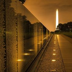 Vietnam Memorial, Washington DC