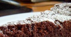 Aprende a preparar un DELICIOSO queque o bizcocho de chocolate, con tan sólo 3 ingredientes (pista: azúcar, huevos y chocolate), es muy f...