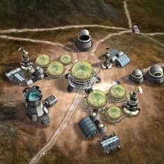 http://mars-tomorrow.com  #terraforming #MarsGame #Free2Play #f2p #gameArt #Illustration #TheMartian #indiegame #gamedev #colonization #wallpaper #DerMarsianer #TED #screenshotsunday #planetMars #gameplay #gamegraphics