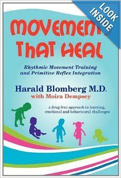 Book: Movements That Heal Book by Harald Blomberg, Moira Dempsey