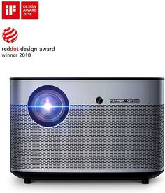 With a TV home theater projector, you can enjoy videos and movies on a large screen with stunning video quality. 10 Best TV home theater projectors. Best Projector, Portable Projector, Harman Kardon, Home Theater Projectors, Home Tv, Home Entertainment, Play, Smart Tv, Home Theaters