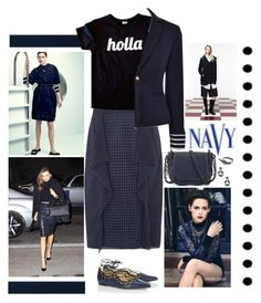 """Holla"" by musicfriend1 ❤ liked on Polyvore"
