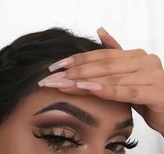 Pin by angela luna on makeup ideas beauty make up, eye make Makeup Goals, Makeup Inspo, Makeup Inspiration, Makeup Tips, Makeup Hacks, Makeup Style, Makeup Ideas, Makeup Geek, Makeup Designs