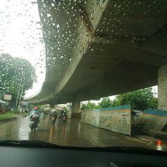 Jalan K.H. Soleh Iskandar di Bogor, Jawa Barat
