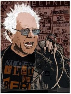 Full color digital print w/ un-coated matte finish 'Bernie So Punk' Poster. Find official The Young Turks merch featuring Nerd Alert, Cityscapes, WolfPAC and more at the official Shop TYT.