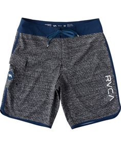 "RVCA BOARDSHORTS EASTERN 20"" BOARDSHORTS Surf Shorts, Boy Shorts, Streetwear Shorts, Mens Fleece Shorts, Mens Attire, Surf Wear, Mens Boardshorts, Suit And Tie, Colourful Outfits"
