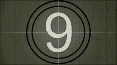 Ad: Black and White, Monochrome Universal Countdown Film Leader. Countdown Clock from 10 to Effect of old film rolling with details, scratches, markers and grain. Film Burn FX Effect Film Background, Animation Background, Aesthetic Videos, Quote Aesthetic, First Youtube Video Ideas, Projector Photography, Overlays Instagram, Amazing Food Art, Youtube Design