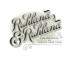 Ruhland & Ruhland designed by Jessica Hische