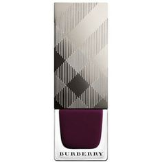 Burberry Runway Nail Collection - Elderberry