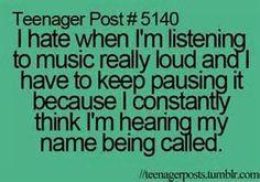 teenage posts.