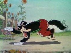Disney Com palha eu faço a casa Pra não me esforçar Na minha casinha Eu toco a flautinha Eu gosto é de brincar! De vara é minha casa É onde eu vou morar Mas ...