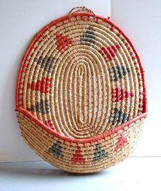 Mexican Handcraft- Basket