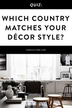 A Simple And Fun Quiz To Find Out In Which Country Your Personal Interior  Design Taste