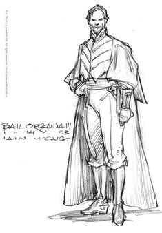 "Concept art of Bail Organa from ""Star Wars Episode III Revenge of the Sith"" Ffg Star Wars, Star Wars Art, Character Concept, Character Design, Costume Design Sketch, Tribal Warrior, Star Wars Outfits, Star Wars Concept Art, Star Wars Costumes"