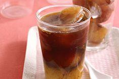 Café glacé comme au resto