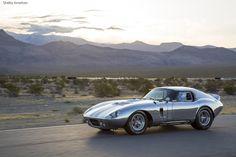 Компания Shelby American выпустит к 50-летию модели Cobra Daytona Coupe 50 экземпляров полностью оригинальных купе.