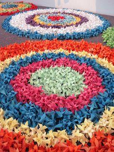 10,000 Origami Flowers