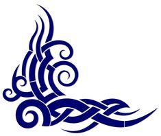 Tribal Wave Porcelain Swimming Pool Mosaic x Blue) Tribal Tattoo Designs, Tribal Tattoos, Tatoos, Wolf Tattoos, Tribal Images, Swimming Pool Mosaics, Marquesan Tattoos, Tatoo Art, Tattoo Ink