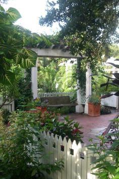 Harry P. Leu Gardens in Orlando Florida is a nice 50-acre botanical oasis.