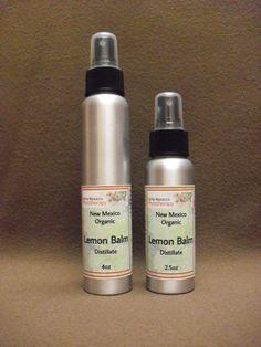 Lemon Balm Distillate by SMPhytotherapy on Etsy