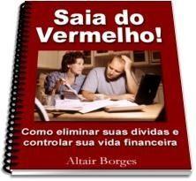 E-book - Sai Do Vermelho - R$ 3,00