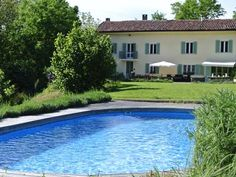 Charmantes Bauernhaus mit Pool in der Nähe von Asti Villa, Outdoor Decor, Home Decor, Restore, Farm Cottage, Farmhouse, Cottage House, Templates, Decoration Home
