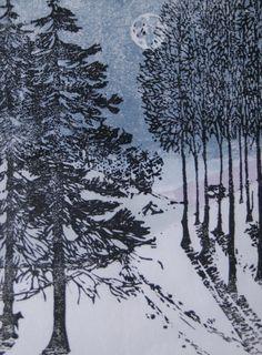 Making Tracks. Andrew Jagniecki #forest #trees #art