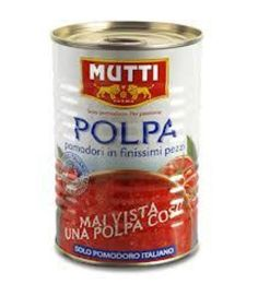 Mutti Polpa Finely Chopped Tomatoes, 14 oz, (Pack of Winter Dishes, Reap The Benefits, First Bite, Ben And Jerrys Ice Cream, Risotto, Ale, Pasta, Snacks, This Or That Questions