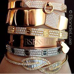 Hermès, Cartier, Alene Too, Cartier & Anita Ko