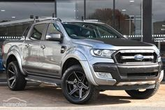 FORD Ranger Wildtrack 2016 Australia