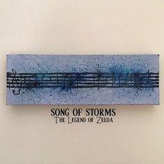 The Legend of Zelda Song of Storms Original by HereComesTheNerd