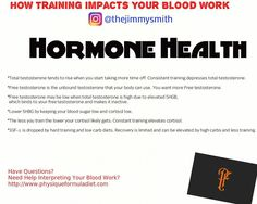 Do you know how your #training or #crossfit impacts your #bloodwork specially your #hormones ?  While some training can optimize your hormones excessive or frequent training actually depresses numerous hormones especially when cortisol spikes due to #paleo or #lowcarb . #ifbb #bikini #ifbbbikini #paleofx #physiqueformula #bodybuilding #crossfit #crossfitgames #mma #ufc #health #naturalpath
