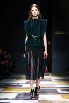 Geesh! Salvatore Ferragamo Ready To Wear Fall Winter 2015 Milan