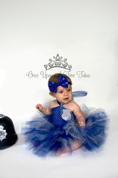 Police Officer Girl Tutu Dress - Little Girls Toddler Size Baby 6 9 12 18 24 Months 4 5 6 7 8 10 12 - Blue and Silver Cop Tutu Costumes Kids, Police Halloween Costumes, Handmade Halloween Costumes, Toddler Costumes, Tutu Skirt Kids, Kids Tutu, Toddler Tutu, Baby Girl Birthday Dress, 1st Birthday Dresses