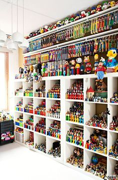 Collection de Pez