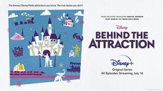 Uma nova série está chegando ao Disney+ em 16 de julho que lhe possibilitará conhecer os bastidores das atrações nos parques e resorts da Disney em todo o mundo.