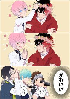 「刀剣乱舞」画像集【Twitterまとめ】 - NAVER まとめ Cute Anime Guys, Anime Love, Mutsunokami Yoshiyuki, Character Art, Character Design, Touken Ranbu Characters, Natsume Yuujinchou, Cute Comics, Manga Games