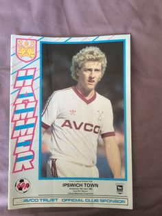 Ipswich Town, West Ham, Irons, The Good Old Days, Football Team, Club, Baseball Cards, Football Squads, Iron
