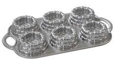 Nordic Ware Cast-Aluminum Nonstick Baking Pan,Shortcake Baskets: Amazon.com: Kitchen & Dining